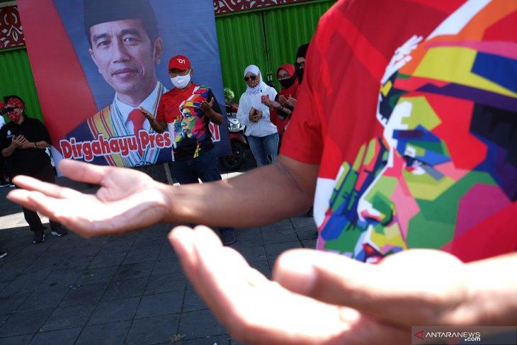 Stafsus: Ulang tahun ke-59, Presiden Jokowi pemimpin yang tegas dan santun