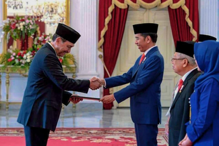 Ulang tahun Jokowi, ini kenangan Luhut saat pertama bertemu
