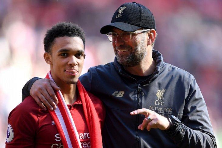 TAA: Jurgen Klopp akan selalu dapat tempat istimewa di Liverpool