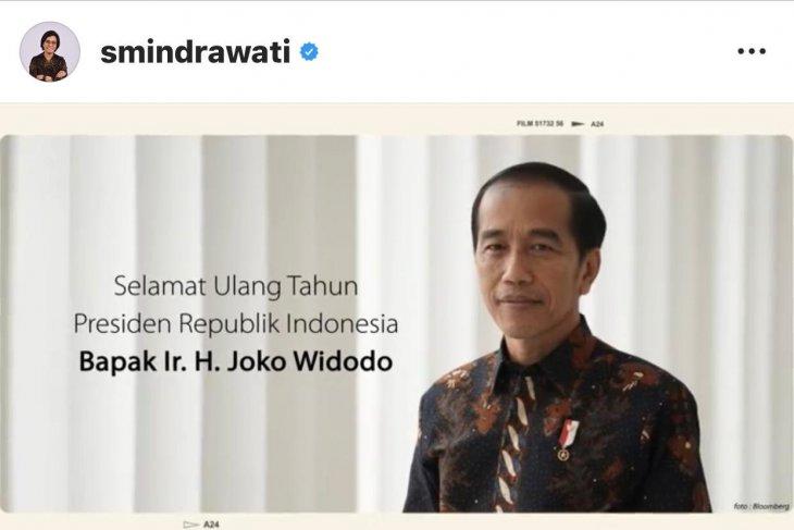 President Jokowi friendly, open-minded person: Sri Mulyani