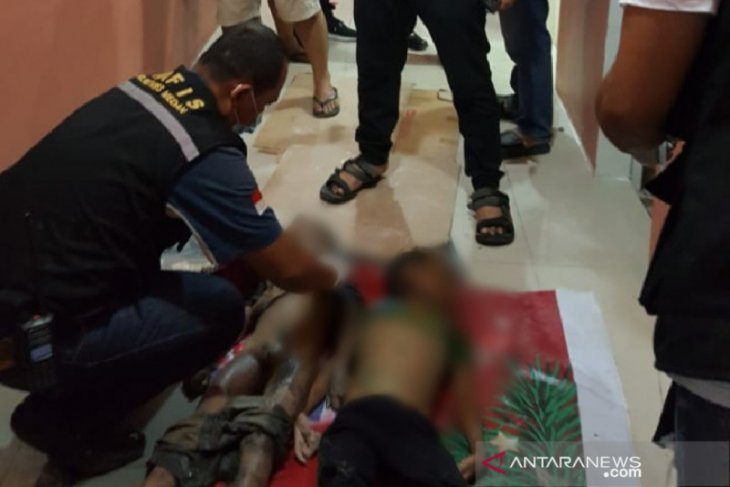 Ayah tiri diduga pembunuh dua bocah yang ditemukan di Sekolah Global Prima