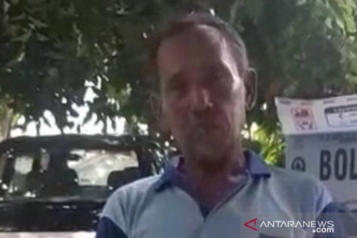 Kapal nelayan Sungailiat tenggelam akibat disambar petir