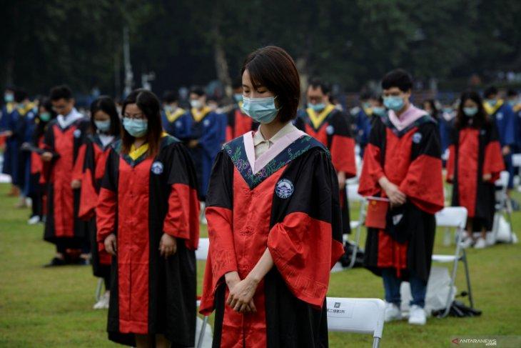 Hoaks, foto satu kota meninggal di China karena azab