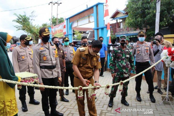 Launching Desa Tambak Bitin Daha Utara jadi Kampung Tangguh Banua