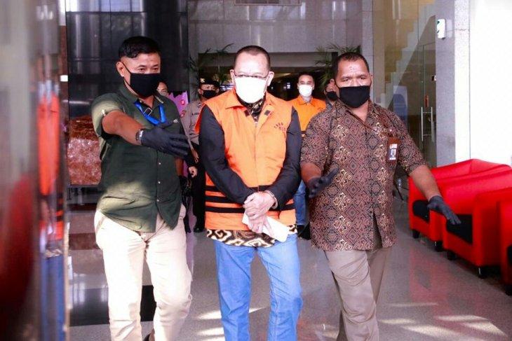 KPK panggil lima saksi untuk tersangka bekas Sekretaris MA Nurhadi