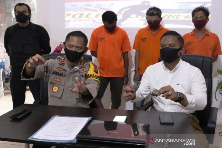 Satreskrim Polresta Banjarmasin tangani kasus penculikan dan penyekapan
