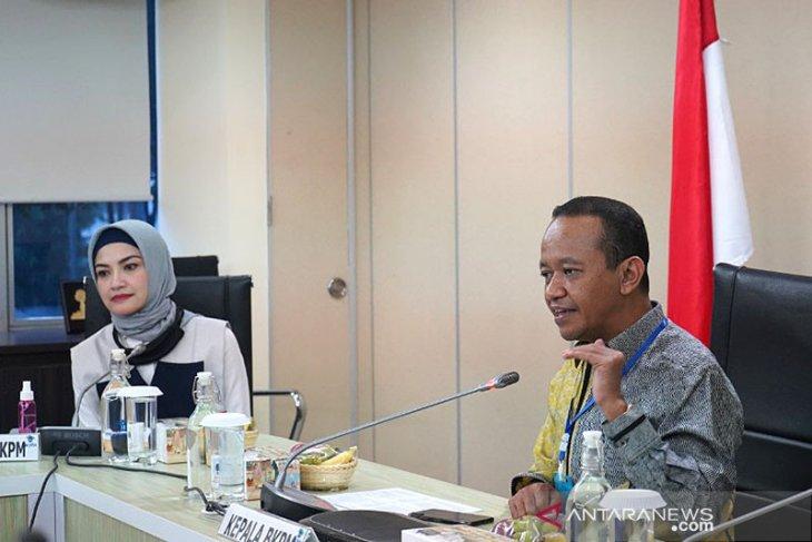 Bahlil Lahadalia : Proses gaet relokasi tujuh perusahaan dilakukan intensif