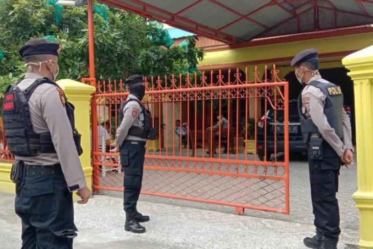 Benda asing diduga bom molotov di rumah Kadishub Kota Banda Aceh