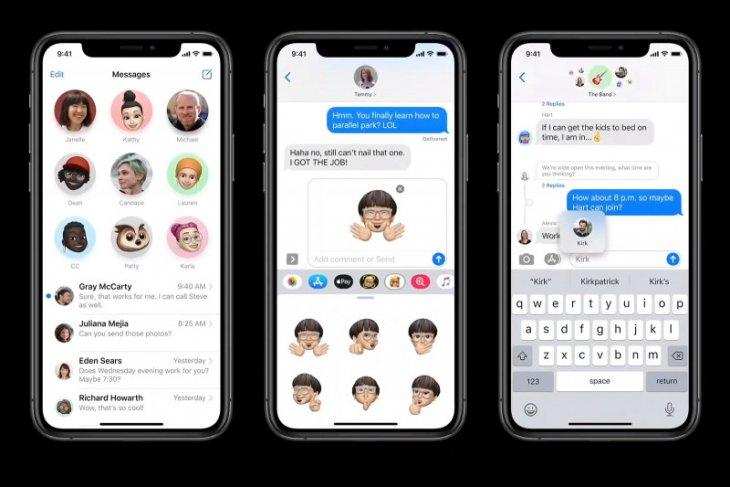 Apple rilis iOS 14