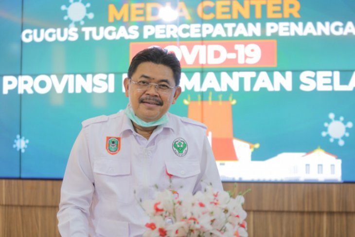 South Kalimantan's new COVID-19 cases drop drastically