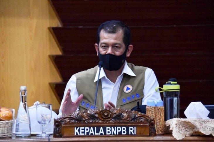Ketua Gugus Tugas Doni Monardo minta Jatim kaji penyebab tingginya angka kematian