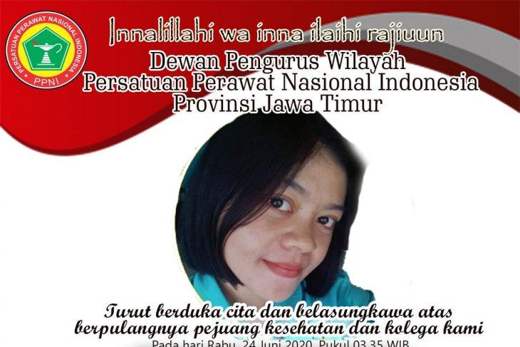 Dua perawat di Surabaya meninggal terpapar COVID-19