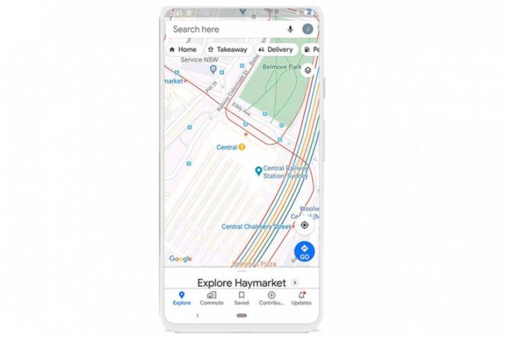 Google Maps akan terkoneksi dengan banyak transportasi publik