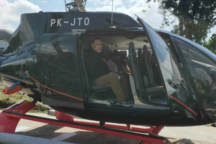Ketua KPK  kembali diadukan ke Dewas KPK soal penggunaan helikopter mewah