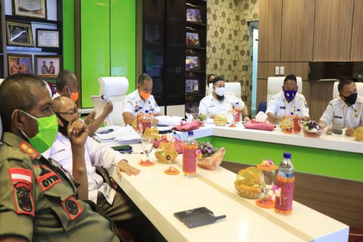 Sekda Binjai rapat virtual soal pilkada dengan Mendagri