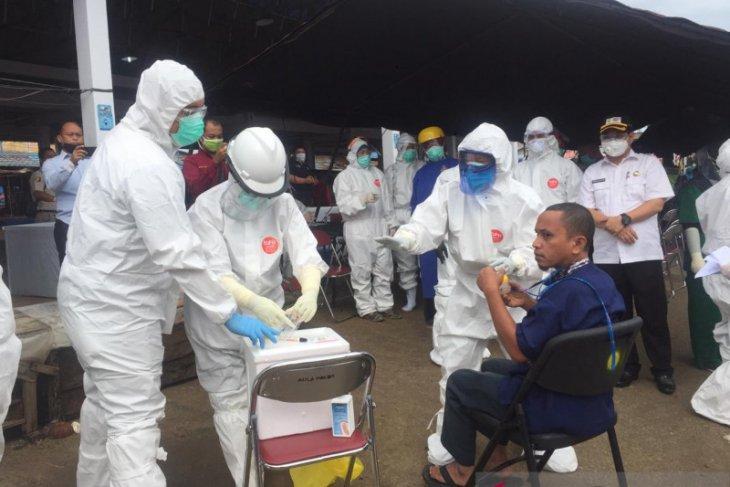 Dalam sehari, 40 orang terpapar COVID-19 di Bengkulu