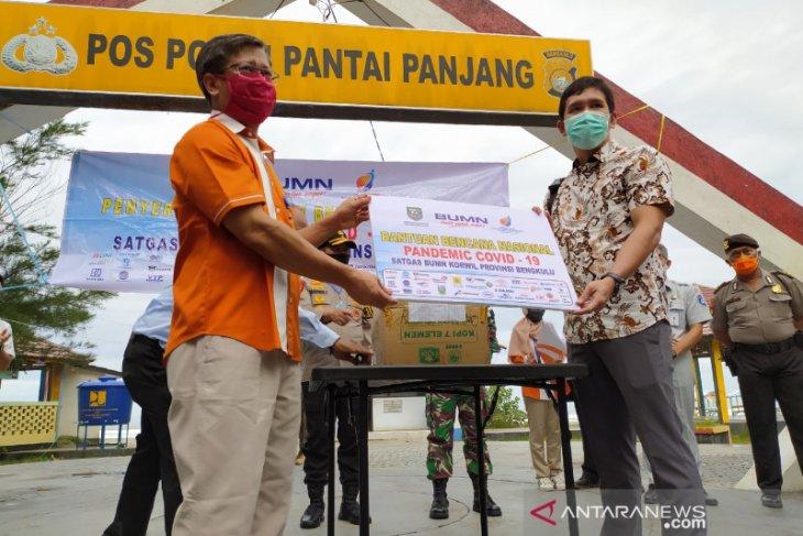 Vaksin COVID-19 untuk Pulau Enggano dikirim via udara