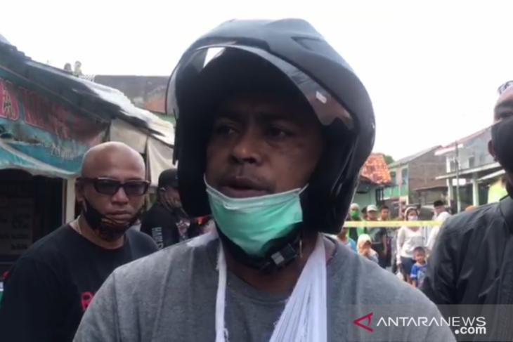Korban selamat penganiayaan kelompok John Kei serahkan proses hukum ke polisi