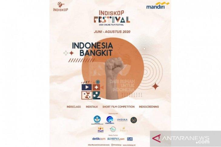 Indiskop gelar Film Festival 2020 perdana secara online