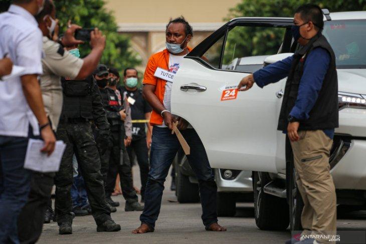 Kemkumham proses pencabutan pembebasan bersyarat John Kei,  tersangka dugaan pembunuhan berencana
