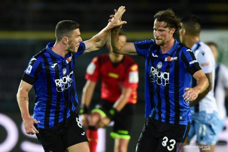 Atalanta bangkit dari kemasukan dua gol untuk taklukkan Lazio 3-2