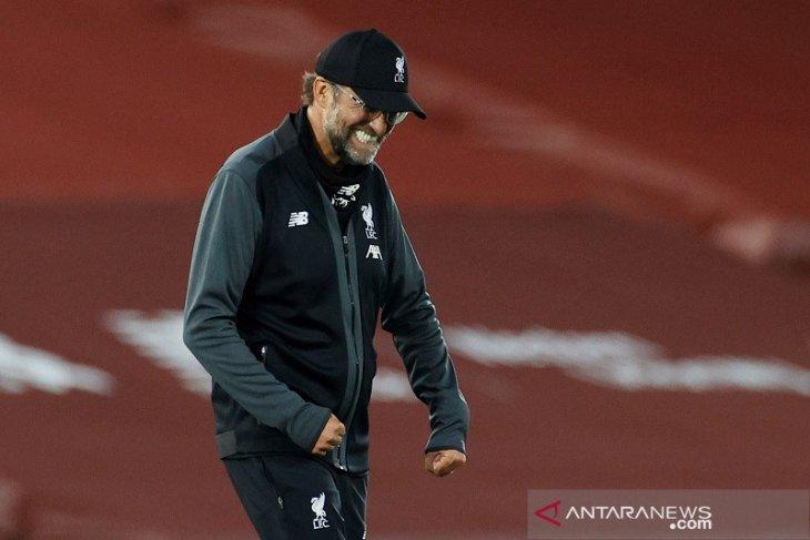 Klopp ungkap rencana masa depan usai kontraknya habis di Liverpool