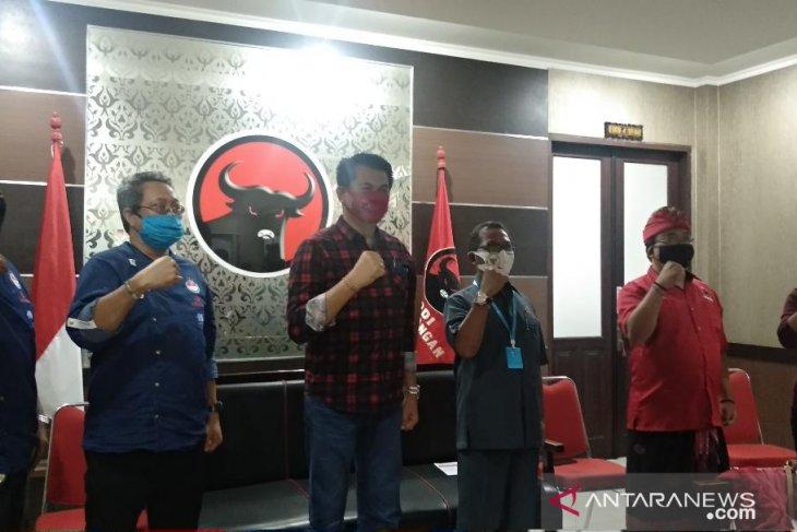 PDIP Bali sosialisasikan bahan pangan substitusi lewat virtual