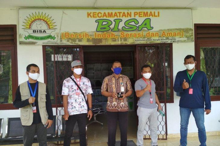 Relawan Peduli Bangsa sosialisasikan penegakan disiplin protokol kesehatan