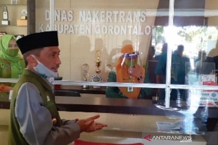 Disnakertrans Gorontalo dinilai siap menerapkan normal baru