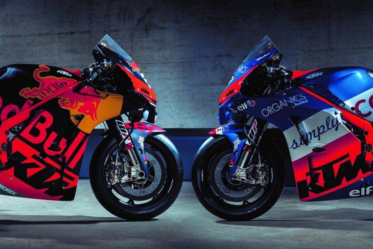 KTM boyong Danilo  Petrucci dari Ducati, Oliveira gantikan Espargaro