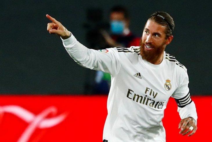 Sergio Ramos serang balik yang mengkritik Madrid diuntungkan wasit