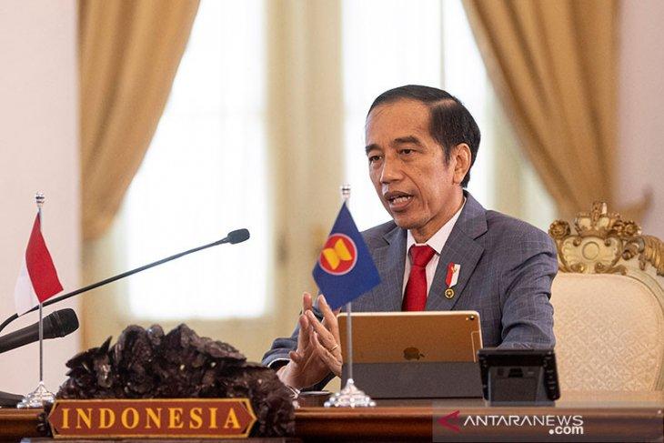 Presiden tegaskan setiap rupiah uang rakyat harus dipertanggungjawabkan