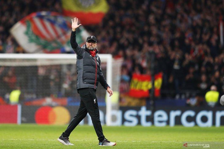 Jurgen Klopp ungkap rencana masa depan setelah kontraknya habis di Liverpool
