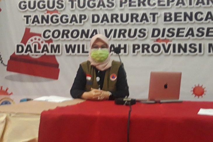 Gustu  Istri Gubernur Malut dinyatakan sembuh dari COVID-19