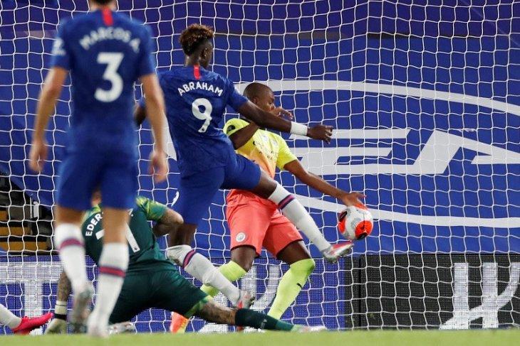 Liga Inggris, Liverpool juara setelah Chelsea kalahkan City