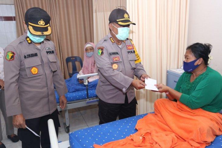 Peringati Hari Bhayangkara, Polda Sumut bantu operasi tumor warga