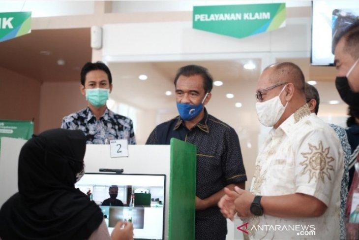 Ombudsman minta lembaga pelayanan lain contoh layanan Lapak Asik
