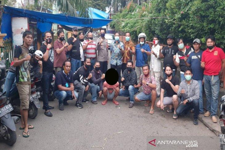 Tim Gabungan ringkus pelaku penusukan di Cafe Arwana Banua Anyar