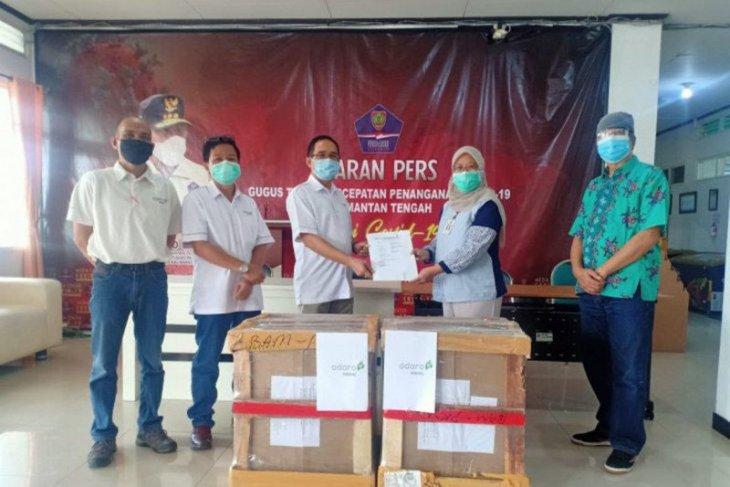 Adaro MetCoal helps Palangkaraya Hospital with ventilators