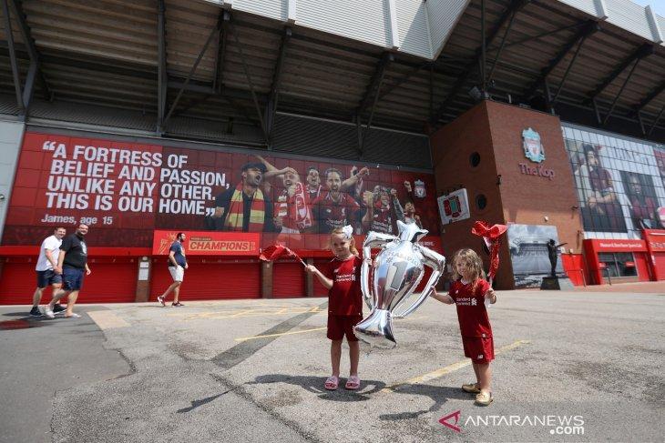 Klopp: Liverpool masih lapar raih lebih banyak gelar