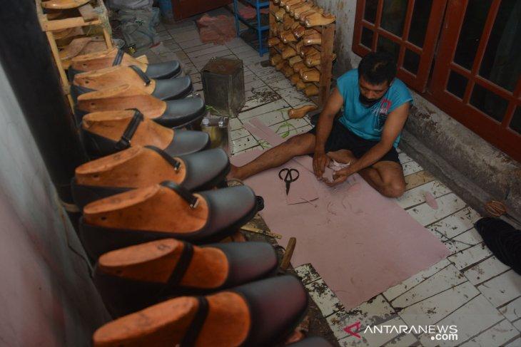 UMKM Sepatu di Mojokerto