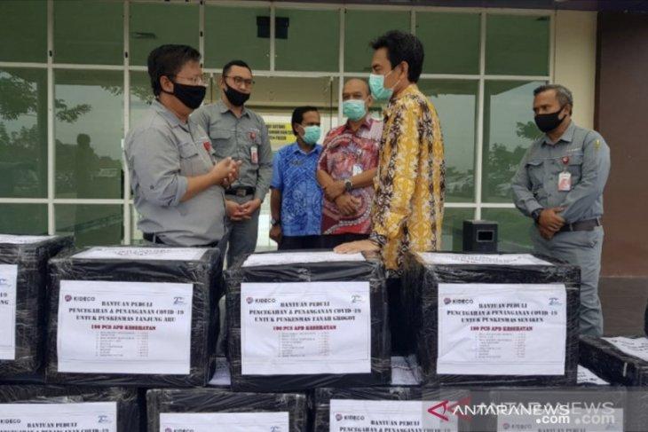 PT Kideco serahkan bangunan eks rumah sakit kepada Pemda Paser