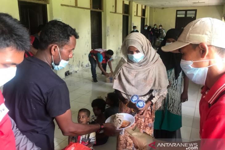 Ikatan pemuda Aceh Utara apresiasi warga Lancok selamatkan Rohingya
