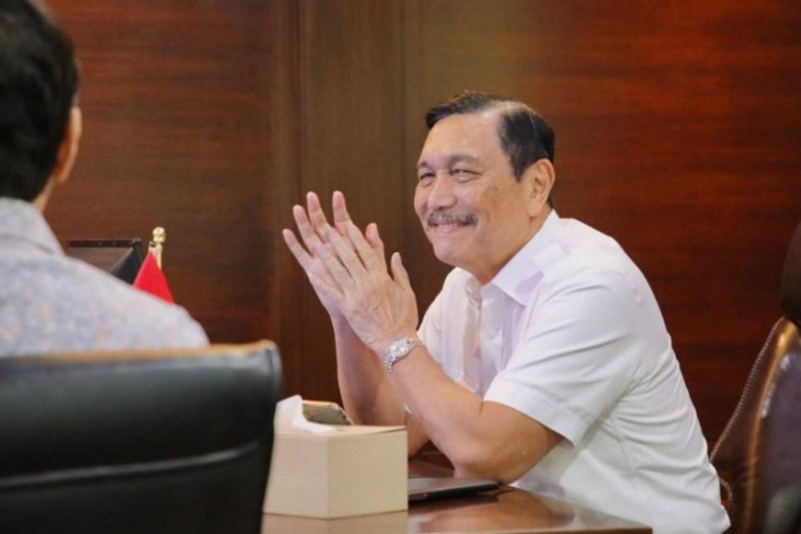 Menteri Luhut dukung usaha rintisan pro produk lokal