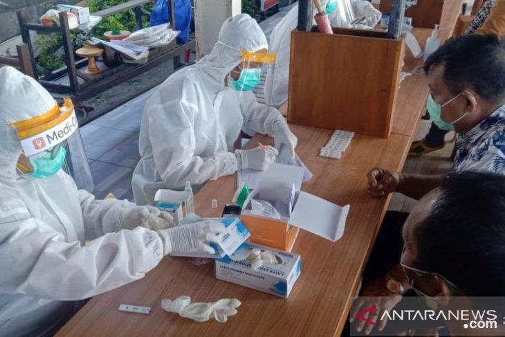 Tim GTPP Kota Denpasar tes cepat 208 kru kapal motor