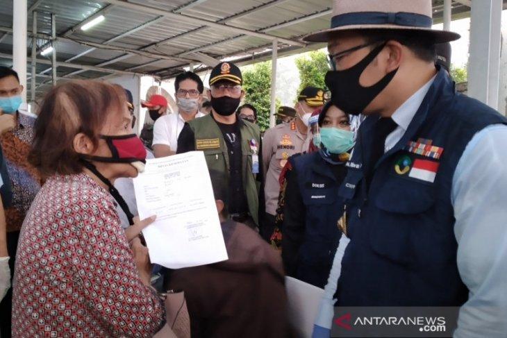 Hasil tes cepat COVID-19 di Stasiun Bogor ada delapan orang reaktif