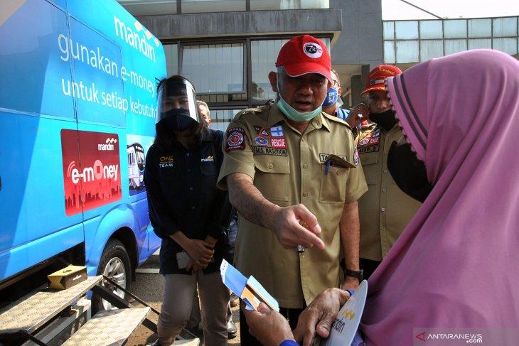 Korban longsor di Bogor dapat  dana jaminan hidup Rp3,7 miliar dari Kemensos