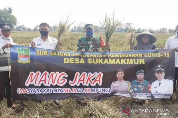 Mang Jaka disiagakan untuk hadapi COVID-19 di Kabupaten Bekasi
