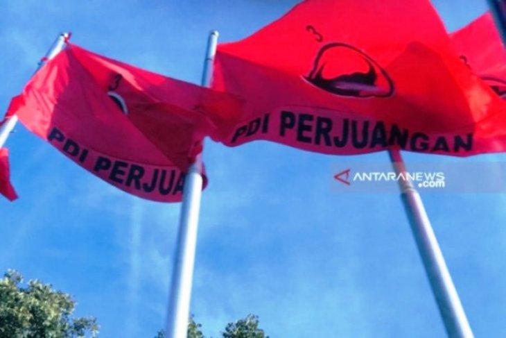 Bendera PDI Perjuangan dilarang di Sumatera Barat? ini faktanya
