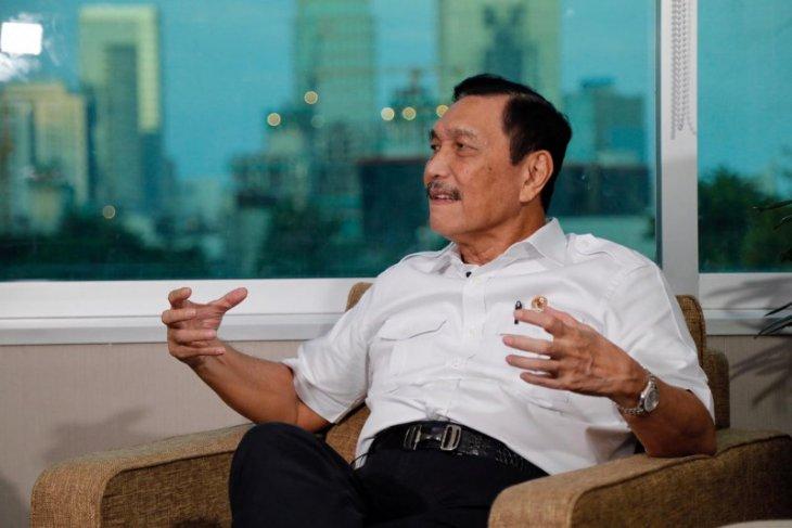 Menko Luhut ungkap komentar IMF soal rasio utang Indonesia